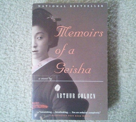Mua Sách Memoirs of a Geisha | Free Books Online | Scoop.it