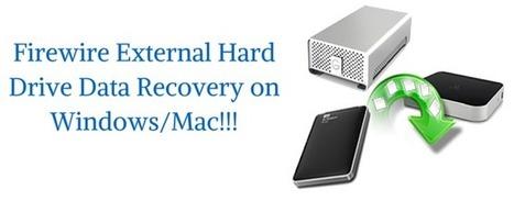Firewire External Hard Drive Data Recovery on Mac/Windows!!! | Rescue Digital Media | Scoop.it