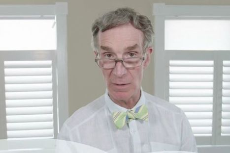 Bill Nye Reading Mean Tweets Says Everything About Climate Change Deniers | Sustain Our Earth | Scoop.it