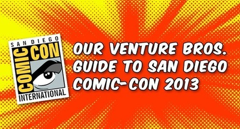 """""""Venture Bros. Panels and Events at Comic-Con 