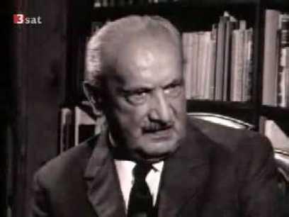 Martin Heidegger Talks Philosophy with a Buddhist Monk on German Television (1963) | Filosofia e Oriente | Scoop.it