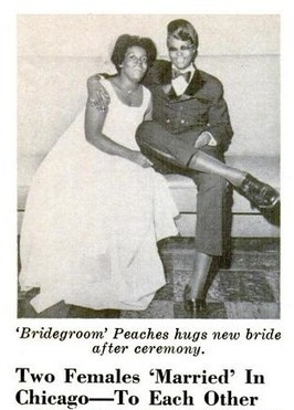 Queer African American Women & the History of Marriage | Sex History | Scoop.it