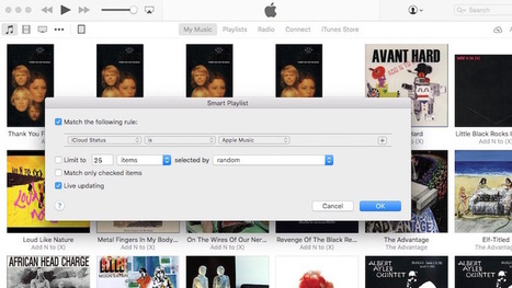 Use iTunes Smart Playlists to Differentiate Between Apple Music, iTunes Match, and More | iPhones and iThings | Scoop.it