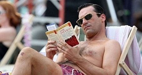 Unpacking the Literary References Informing 'Mad Men' Season 6 | Google Lit Trips: Reading About Reading | Scoop.it
