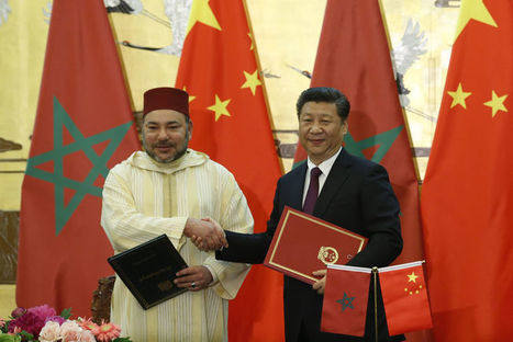 Le Maroc fait les yeux doux à la Chine | NOUVELLES D'AFRIQUE | Scoop.it