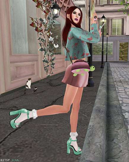 Second Life Fashion Addict: Hair Fair - Limited Edition Me! | SL Fashion Addicts Anonymous | Scoop.it