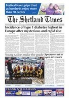 Incidence of type 1 diabetes in Shetland now highest in Europe | ShetlandTimes.co.uk | diabetes and more | Scoop.it
