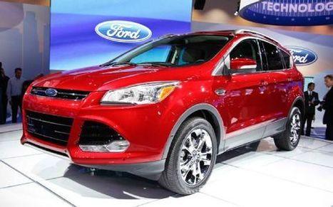 2013 Ford Escape Leawood, KS Zeck Ford Dealer Reviews | Automotive Shares | Scoop.it