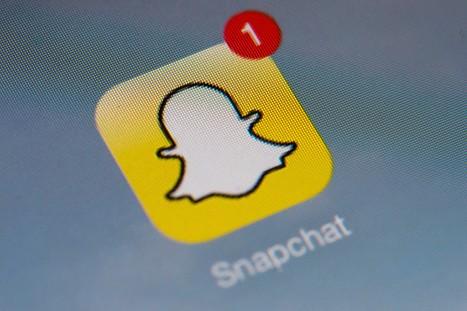 Snapchat souhaiterait partager des actualités et de la publicité - RTL.fr | Réseaux Sociaux et actus du monde | Scoop.it