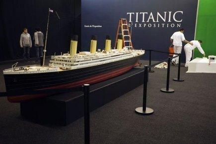 TV5MONDE : actualites : Le Titanic comme si vous y étiez, à Paris Expo   Histoire, culture et politique francophone   Scoop.it