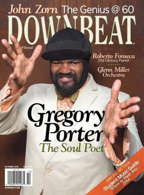 Jazz Singer Gregory Porter | Multi Grammy Nominee | The Dream Of A Shadow | Scoop.it