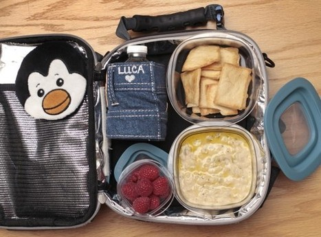 Study: School lunches may be better than lunch packed at home | Bangor (ME) Daily News | CALS in the News | Scoop.it
