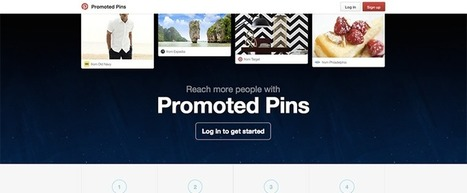 Why Pinterest's New Promoted Pins Will Attract Advertisers | Internet tips | Scoop.it