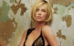 Charlize Theron photographed by Terry Richardson at the height of beauty | Celebrity | Scoop.it