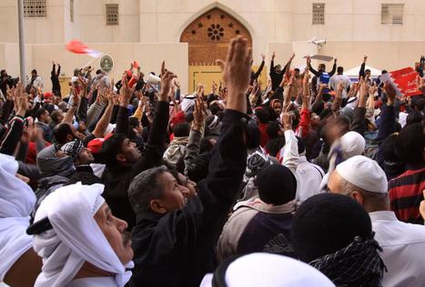 Bahrain Funeral May Spur Protesters as Opposition Arrested | Coveting Freedom | Scoop.it