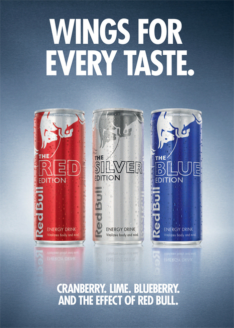 Red Bull Special Editions | Relentless Brands | Scoop.it