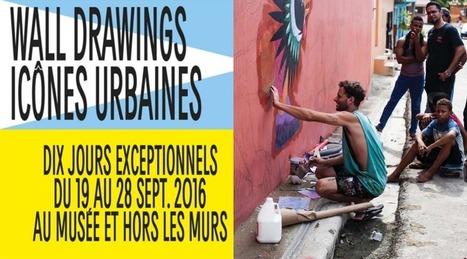 Les icônes urbaines du street art - artsixMic | Le Mac LYON dans la presse | Scoop.it
