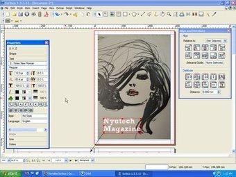 Scribus: open source para diseñar carteles y folletos profesionales | Universo Abierto | Open Access | Scoop.it