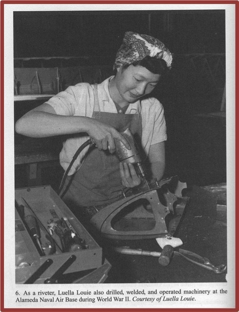 Chinese Rosie Riveter: Chinese-American feminism during WW2 | second world war | Scoop.it