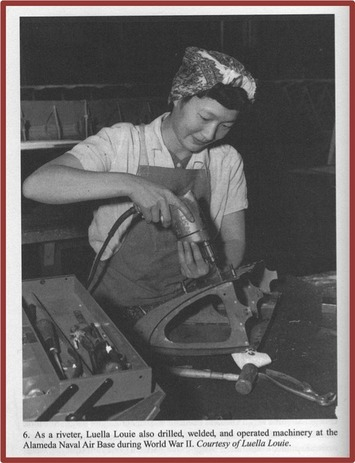 Chinese Rosie Riveter: chinese-american feminism during WW2   Colorful Prism Of Racism   Scoop.it