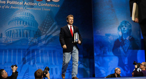 Rand Paul the one-man band - Alexander Burns | Government & Law | Scoop.it