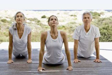 Yoga styles for all age groups - 360CompleteLiving   Diet & Nutrition   Scoop.it