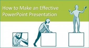 How to make an effective PowerPoint presentation | Speaking about Presenting: Presentation Tips from Olivia Mitchell | Visual & presentation design | Scoop.it