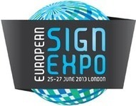 European Sign Expo on track for ExCel in June - Graphic Repro | The Meeddya Group | Scoop.it