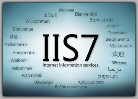My IIS7 PowerShell Scripts | PowerShell | Scoop.it