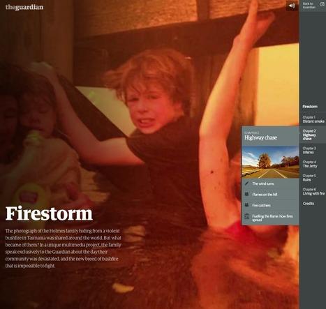12 wonderful examples of immersive online storytelling | Digital Cinema - Transmedia | Scoop.it