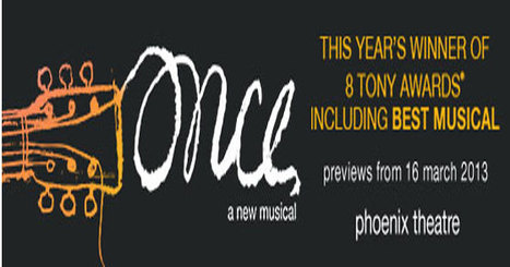Once the Musical London Tickets | Once the Musical London Tickets | Scoop.it