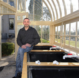 Enactus Club creates aquaponics production system | Aquaponics in Action | Scoop.it