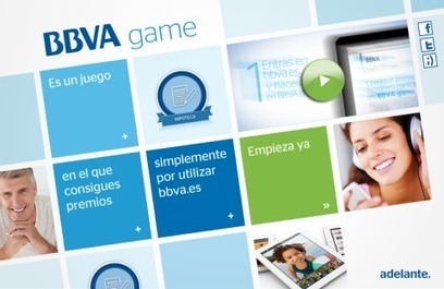 BBVA Game rend la banque en ligne plus ... | Banque & Assurances innovations | Scoop.it
