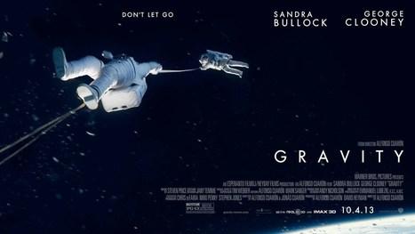 Critique cinéma « Gravity », la révolution. #6 | La Dernière Séquence, mon blog cinéma | Scoop.it