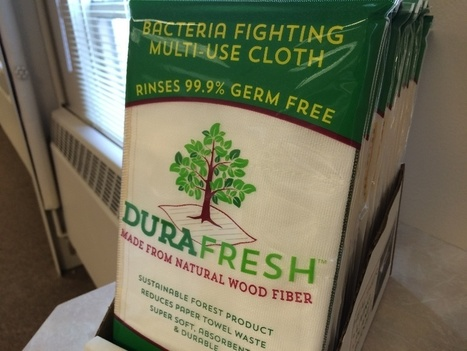 Maine company hoping to change how we clean our homes | Timberland Investment | Scoop.it