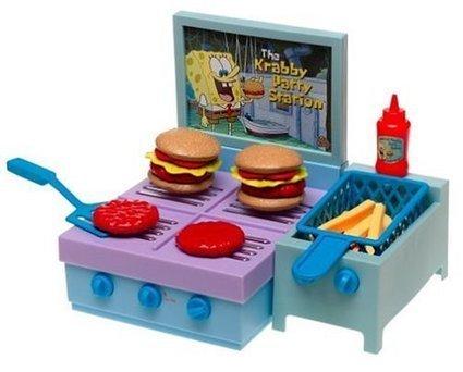 Best Reviews Sponge Bob Krabby Patty Station Grill For Sale | Toy ... | spongebob | Scoop.it