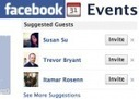 Facebook Speeds Up Event Creation and Offers New Invite Suggestions - TechCrunch | All About Facebook | Scoop.it