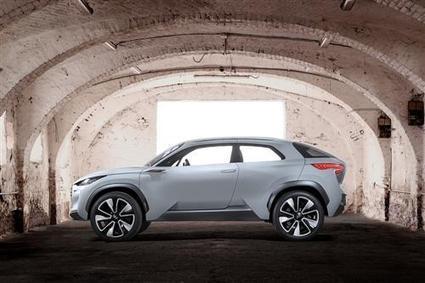 Automobile : du carbone et une pile à combustible pour le nouveau concept-car Hyundai Intrado | Veille technologique STI2D | Scoop.it
