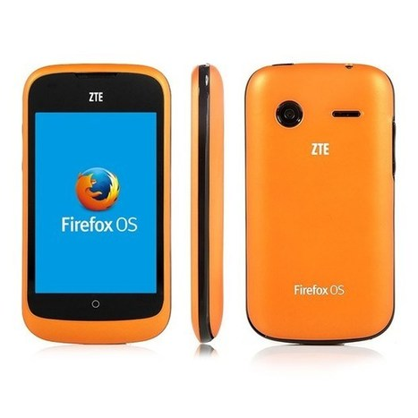 ZTE Open running Firefox OS is now on sale exclusively on eBay for £60 | Regenerating IT | Scoop.it