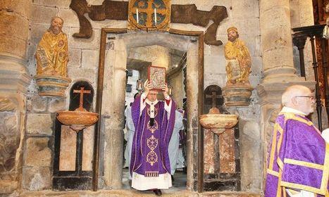 Compostela vibra con el inicio del Año Santo Extra | Camino de Santiago. | Scoop.it