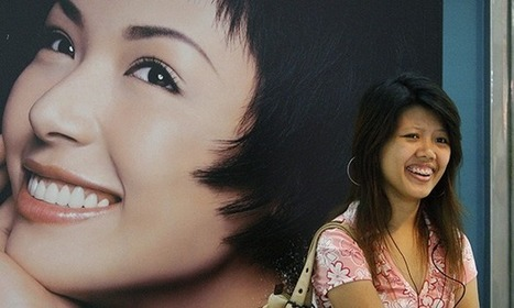 THE THAILAND/UNILEVER SKIN WHITENING CREAM ROW | Breaking Stereotypes | Scoop.it