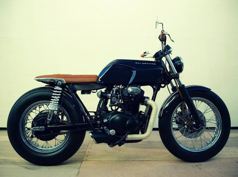 Derecho al Averno: Ellaspede Motorcycles, Australia | Derecho al Averno | Scoop.it