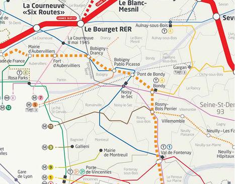 Les villes de l'est parisien engagées et mobilisées pour le prolongement de la ligne 9 du métro | Urbanisme et Aménagement | Scoop.it