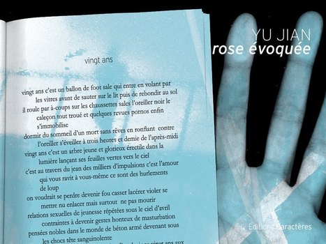 Yu Jian | [j'ai vu une rose]   #TdF  #Anthologie Poésie d'un jour | Poesie | Scoop.it