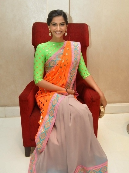 Manish Malhotra Sarees | Fashion and Beauty | Scoop.it
