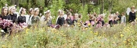 Labyrinthe végétal : une inauguration fleurie | Labyrinthes pédagogiques | Scoop.it