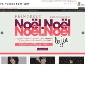 3 Codes promo Princesse Tam Tam, bons et codes de réduction | codes promo | Scoop.it