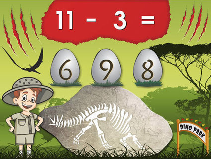 10 best children's maths apps for iPhone, iPad - iPad/iPhone - Macworld UK | Studying Teaching and Learning | Scoop.it
