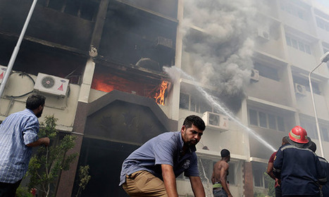 Egypt after the revolution: curfew nights and blood-stained days ... | What are the key conflicts occurring in 2013 and where are they happening? | Scoop.it