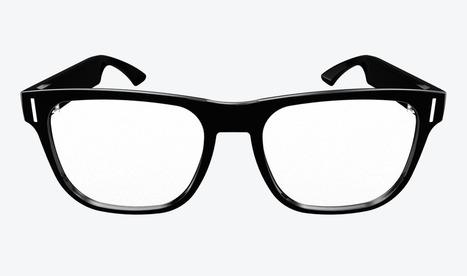 WeON Glasses :: Really Fashion Weareable Device   Wearable glass   Scoop.it